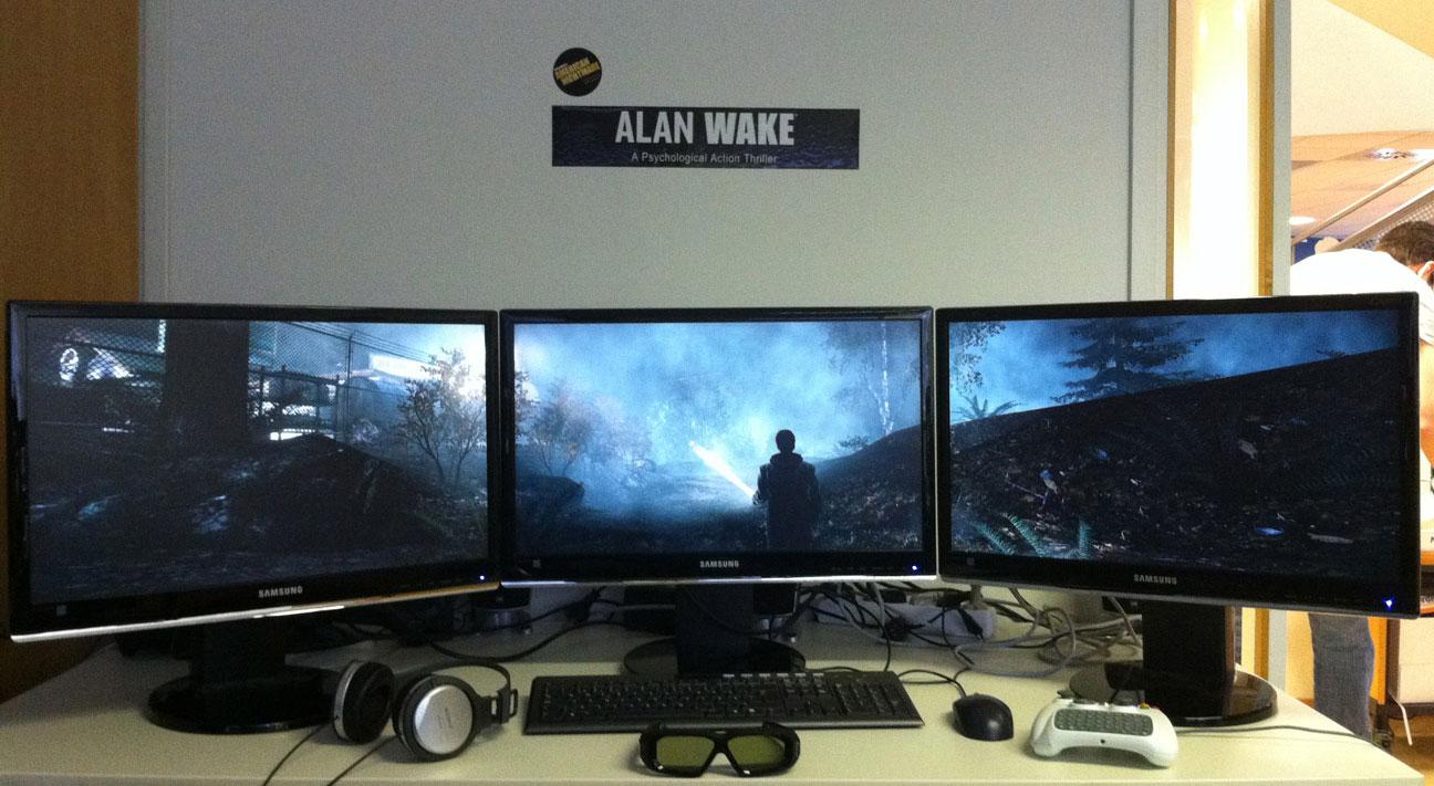 Alan Wake Developer Confirms Multi Mon In Pc Version Wsgf