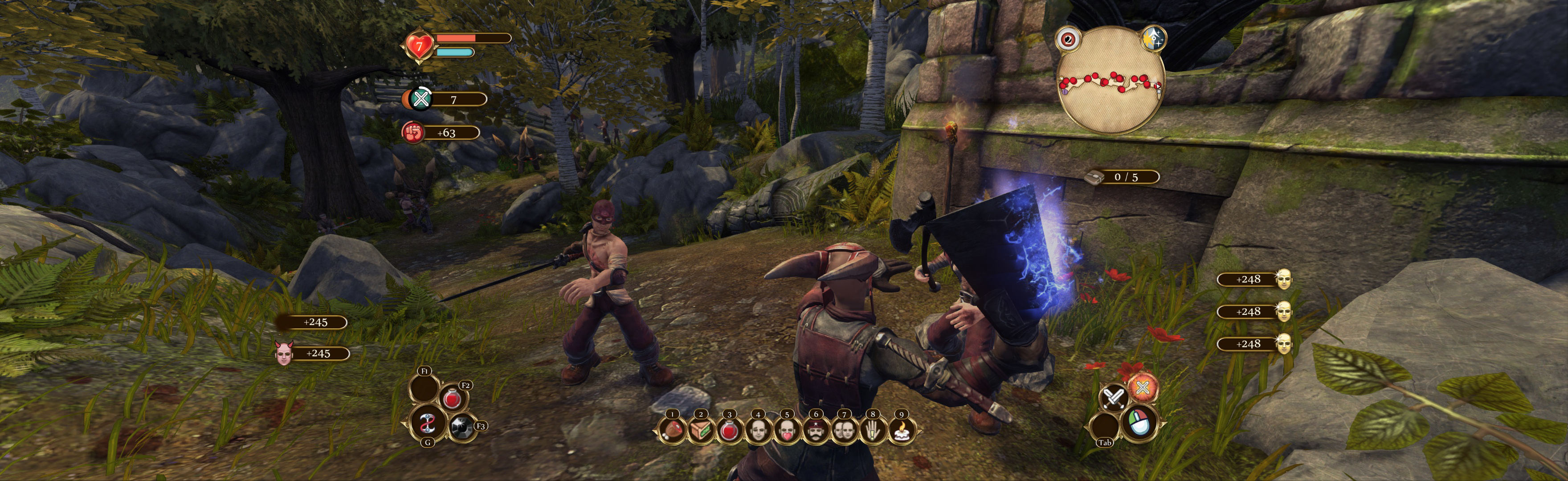 Fable Anniversary 2014 Manual PLP Instructions | WSGF