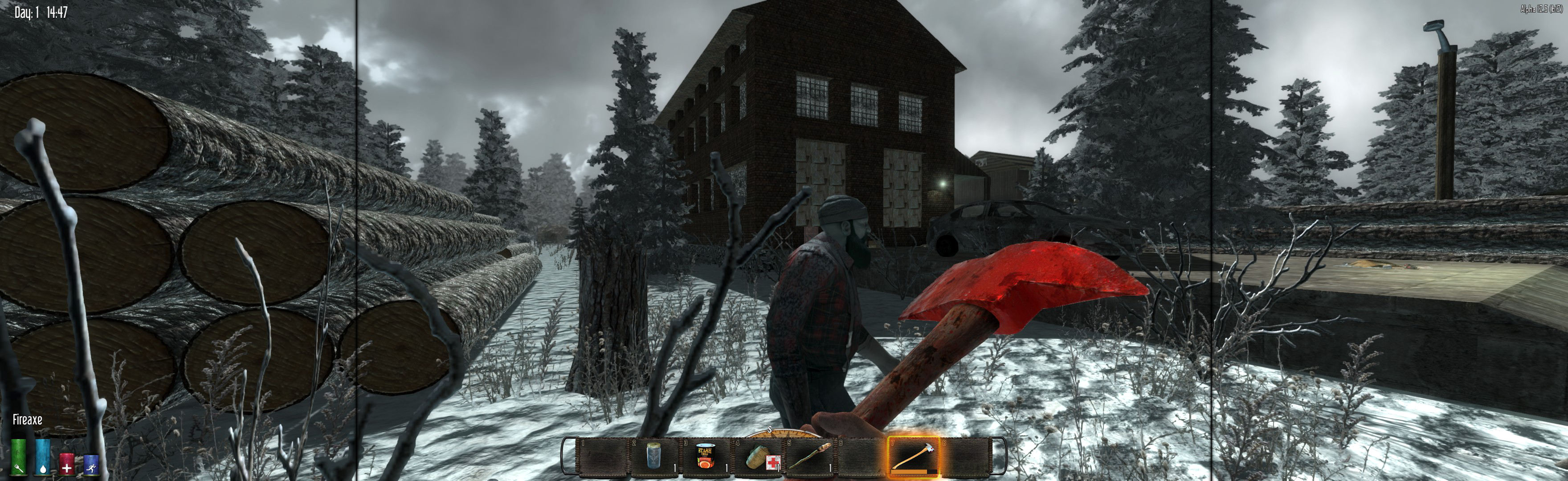 how to unlock in 7 days to die