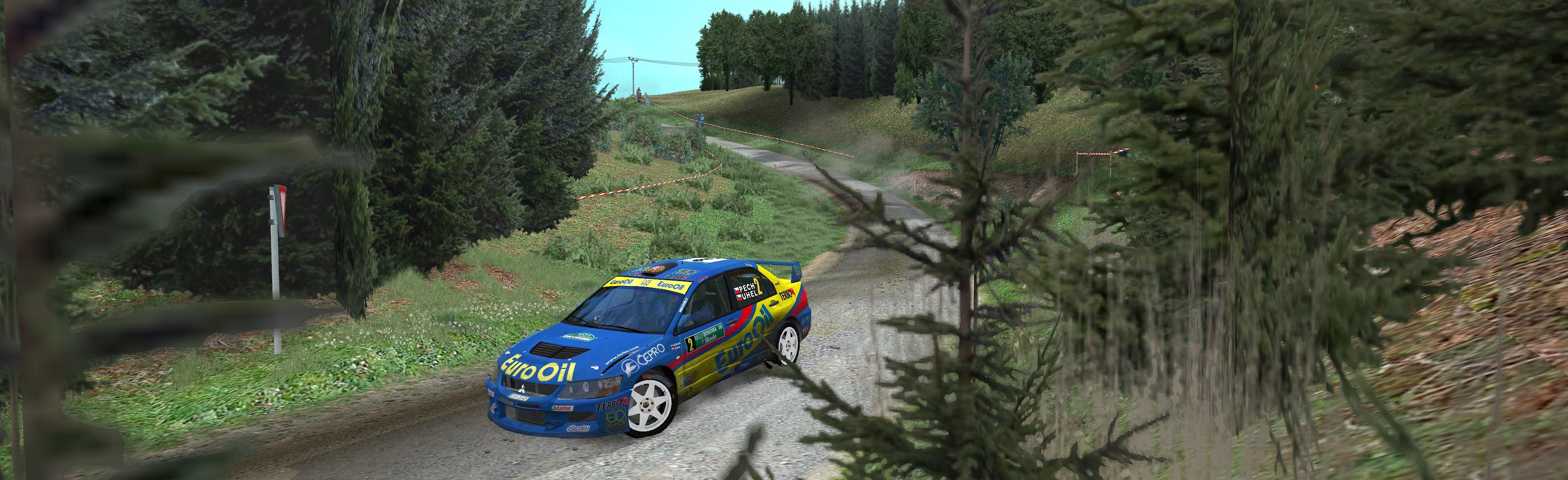 Richard Burns Rally 2004 RSRBR manual | WSGF