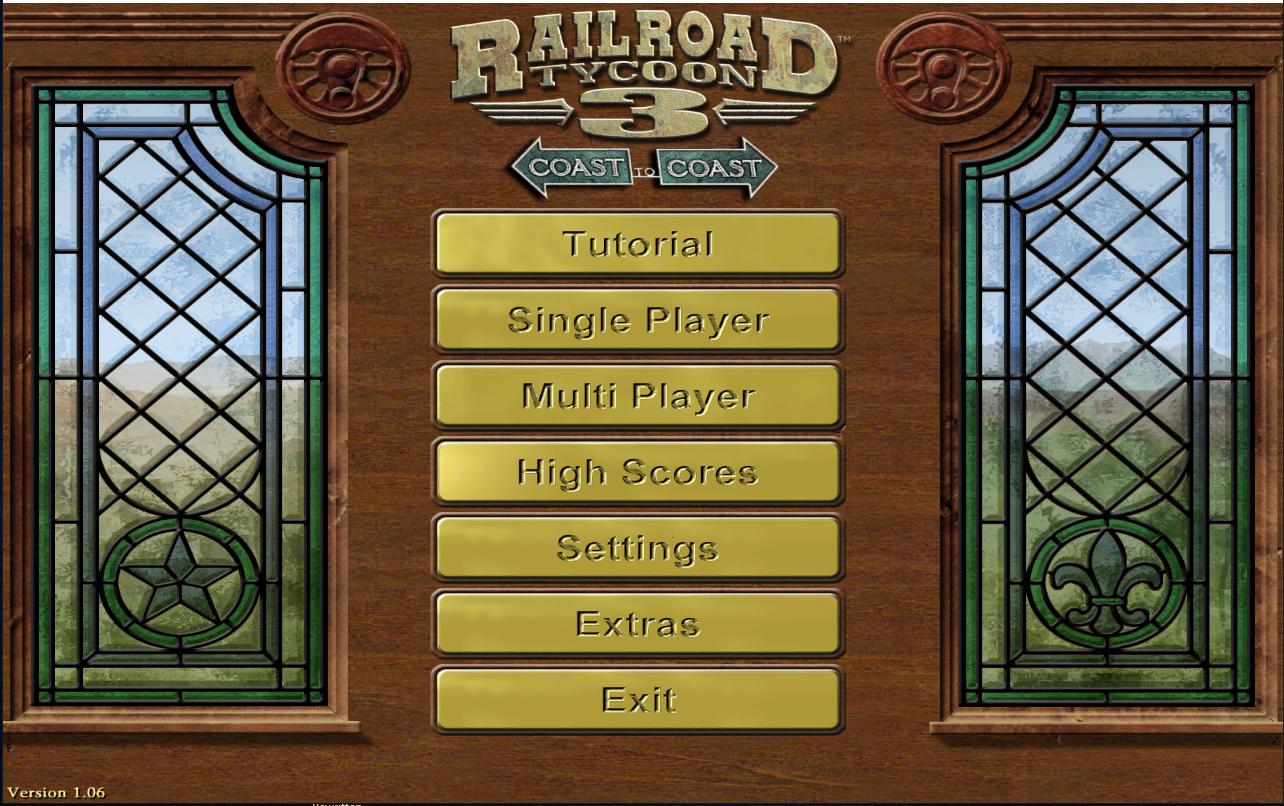 Railroad Tycoon 3   WSGF