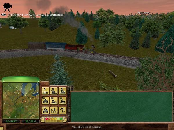 Railroad Tycoon 3 | WSGF