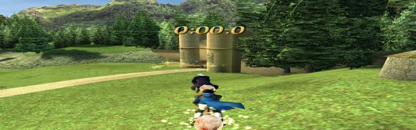 Keeper's Training (Dual Screen 3360x1050)