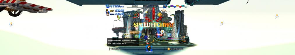 Multi-Monitor w/ Flawless widescreen (modified lua script)