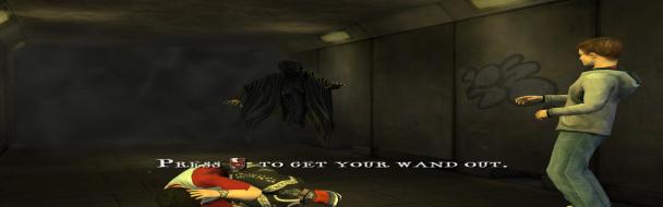 Harry vs Dementors 3360x1050