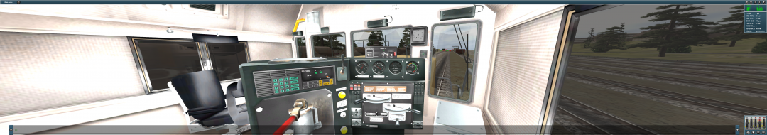 6084x1080 Simulator