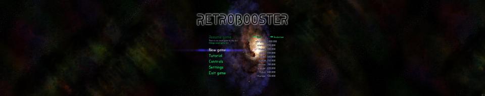 Retrobooster