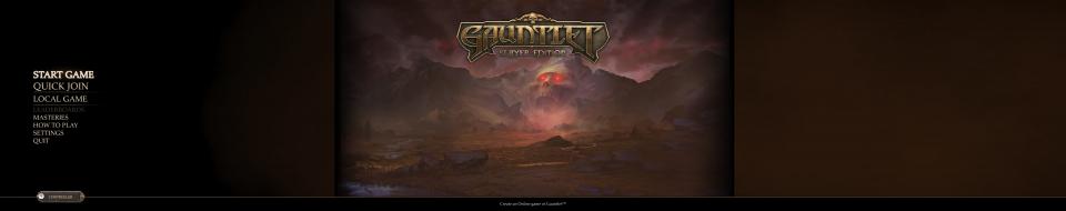 Gauntlet (2014)