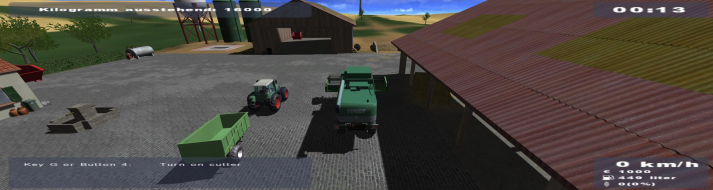 Farmer Simulator 2008