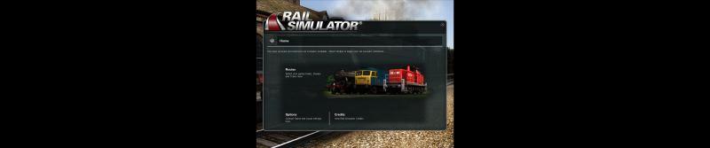 Rail Simulator