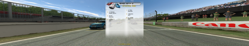 Race 07 - Official WTCC Game