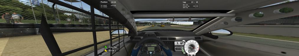 Race 07 - Official WTCC Game