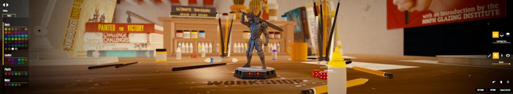 Might & Magic Showdown Paint Workshop