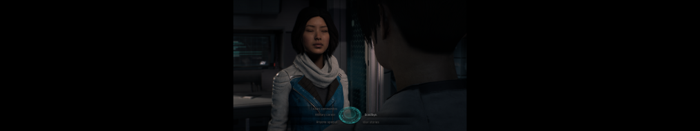 Conversations and cutscenes lack Eyefinity/Surround support