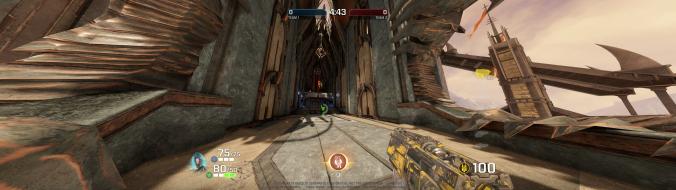 Quake Champions 32:9