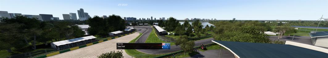 Australia time trial @ 6040x1080
