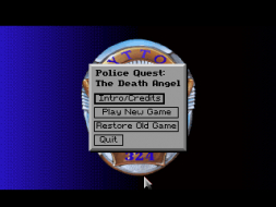 Police Quest: In Pursuit of the Death Angel