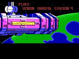 Space Quest II: Vohaul's Revenge