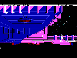 Space Quest II: Vohaul's Revenge