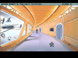 Space Quest V: Roger Wilco – The Next Mutation