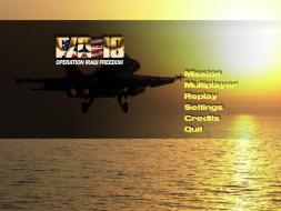 F/A-18 Operation Iraqi Freedom