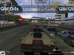 Grand Tour Racing: GT-R 400