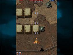 4:3 gameplay (landscape mode)