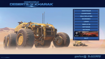 Homeworld: Deserts of Kharak