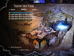 Throne interface, 4:3