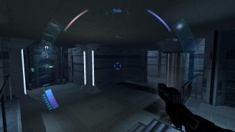 16:9 gameplay (FOV 120, HUD 53)