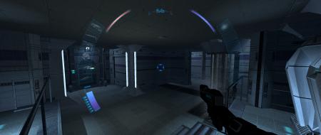 21:9 gameplay (FOV 160, HUD 41)