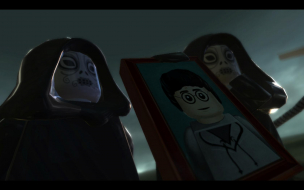 Lovegood House Death Eaters Cutscene 1680x1050