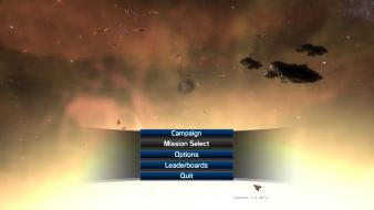 16:9 Menu Screenshot Without FoV Fix