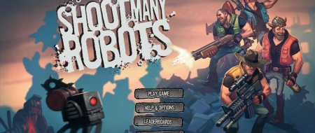 Shoot Many Robots