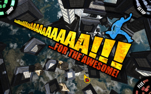 AaaaaAAaaaAAAaaAAAAaAAAAA!!! for the Awesome