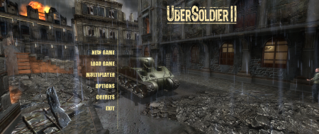 UberSoldier II