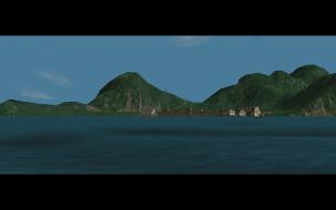 opening cutscene