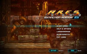 A.R.E.S. Extinction Agenda EX
