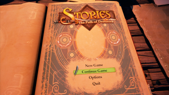 Stories: The Path of Destinies