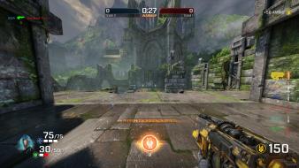 Quake Champions 16:9