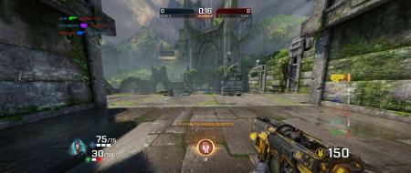 Quake Champions 21:9