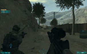 Ghost Recon Advanced Warfighter 2 (GRAW 2)