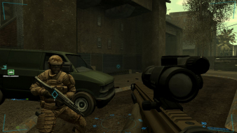 Ghost Recon: Advanced Warfighter (GRAW)