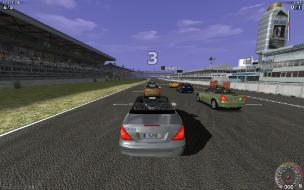 Mercedes-Benz World Racing