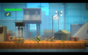 16:10 gameplay (platforming level)