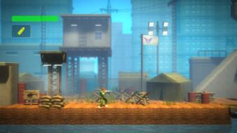 16:9 gameplay (platforming level)