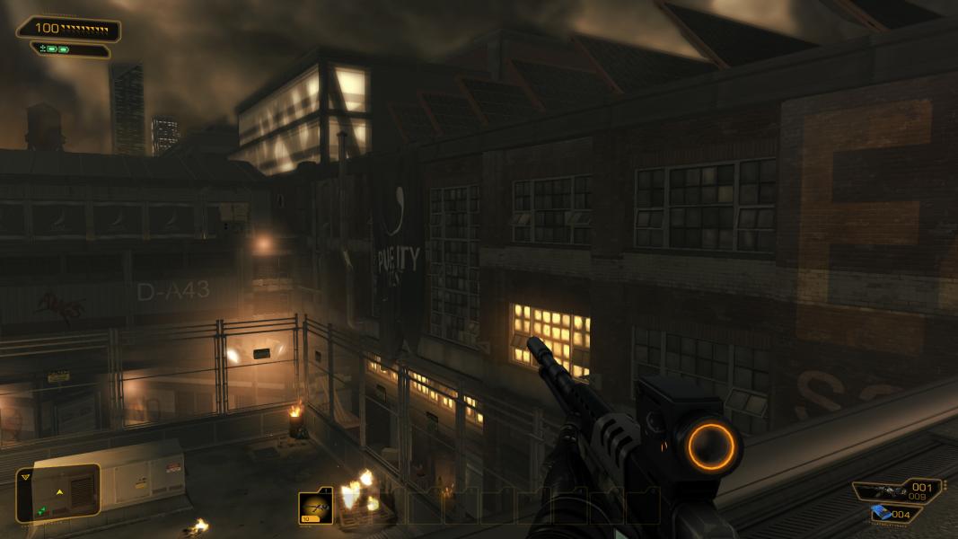 Deus Ex: Human Revolution | WSGF