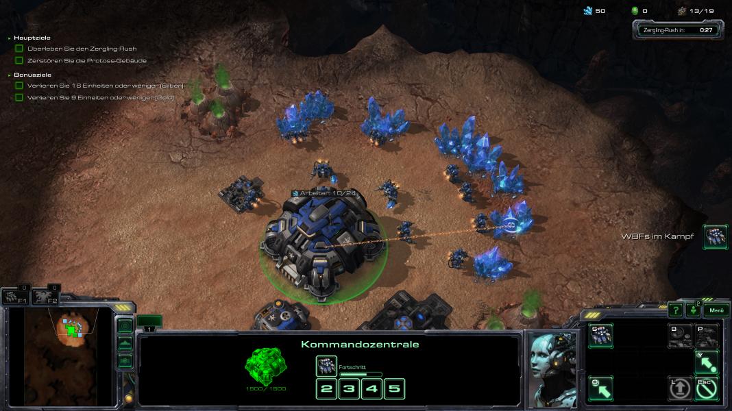 StarCraft II: Wings of Liberty   WSGF