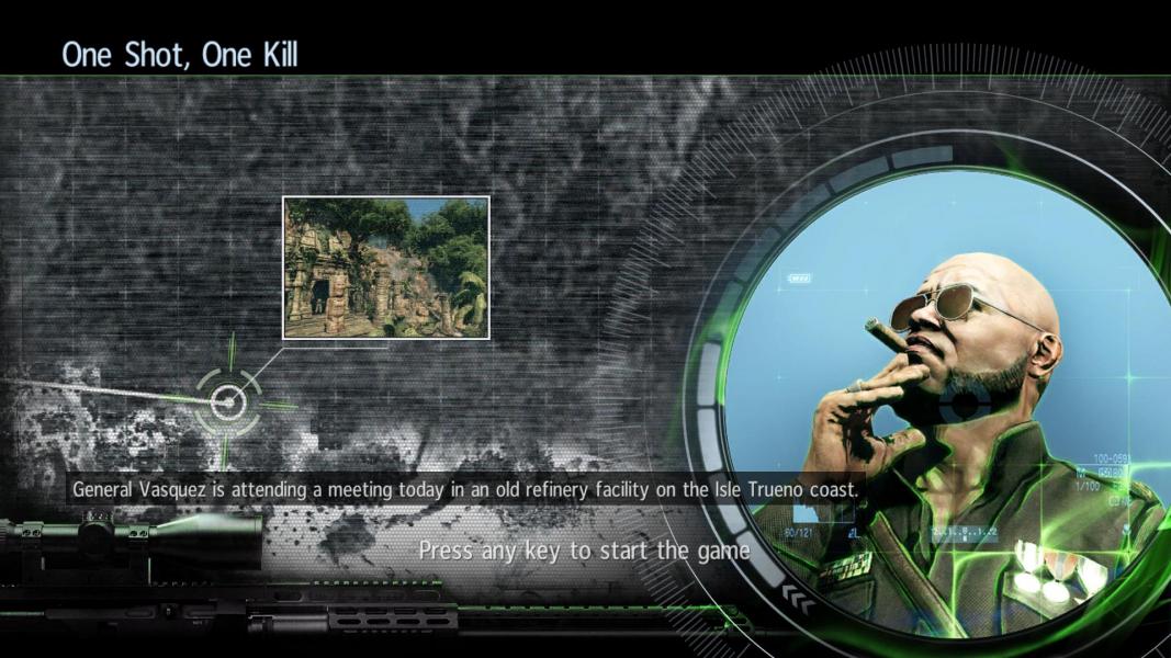 Снайпер Воин Призрак Русификатор