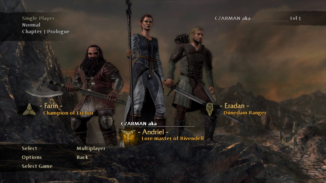 The Lord of the Rings: War in the North | WSGF